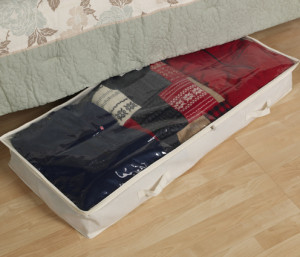 Canvas Underbed Storage Box