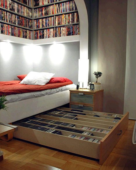 Books, and Where to Put Them - Euphoric Feng Shui
