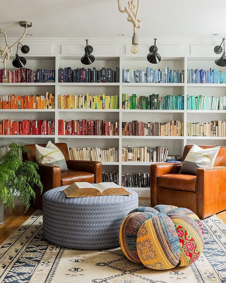 Books And Where To Put Them