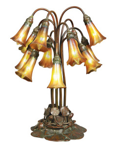 Tiffany Lily Lamp Chasen