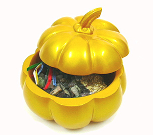 Harvest Treasure Pumpkin