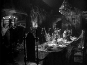 Miss Havisham's Table