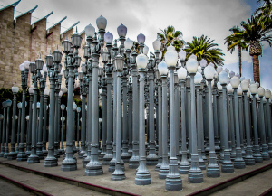 Karen Borter LACMA Lights