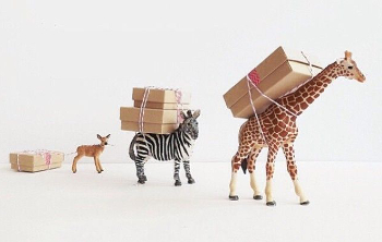 Plastic Animals and Small Gifts