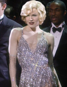 Roxie Hart in Silver