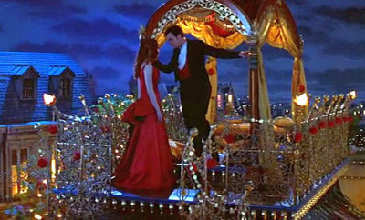 Moulin Rouge Elephant Scene
