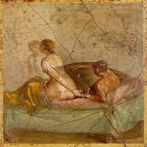 Pompeiian Bedroom Fresco