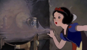 Snow White and Dust