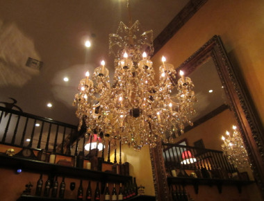 The Brilliance Of Crystal Chandeliers Euphoric Feng Shui - Orange chandelier crystals