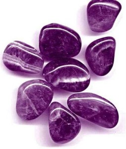 Brilliant Purple Amethyst