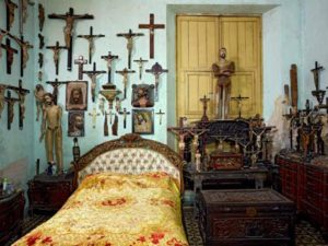 Crucifix Bedroom