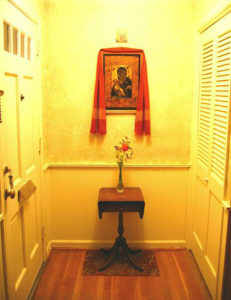 Orthodox Entryway